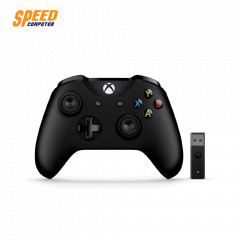 Microsoft Xbox Controller + Wireless Adapter for Windows 10 MCS-4N7-00005 Warranty 90 Days