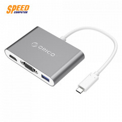 ORICO RCHV SV PRO TYPE C TO HDMI/VGA/USB-A/PD