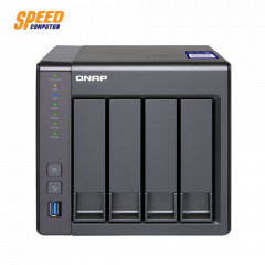 QNAP TS-431X2 Docking 4-Bay/Quad core/1.7GHz/2GB DDR3