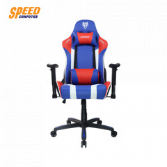 NUBWO GAMING CHAIR NBCH 19 BLUE/WHITE/RED