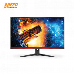 AOC MONITOR CQ32G2E/67 31.5INCH VA 2K 144Hz 2560X1440 1MS 16:9 HDMI2 DP PORT1 3YEAR