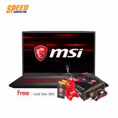 MSI GF75 9SD-009TH NOTEBOOK i5-9300H/RAM 16 GB/512 GB NVME PCIE SSD/GTX 1660 Ti/17.3 FHD IPS (1920*1080)/WINDOWS10/BLACK