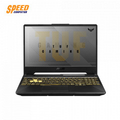 ASUS FA506IU-HN174T-TUF NOTEBOOK AMD Ryzen7 4800H/8 GB DDR4/512 GB SSD PCIe M.2/NVIDIA GeForce GTX1660TI DDR6 6G/15.6 FHD 144 Hz/Win10+MCAFEE 1YR/Fortress Gray