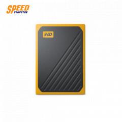 WESTERN WDBMCG5000AYT-WESN BLACK-YELLOW HDD EXTERNAL GO PORTTABLE SSD 500 GB USB 3.0 400MB/s 3YESRS