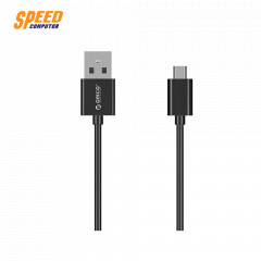 ORICO ADC 05 BLACK CABLE Interface Micro USB Output 5V3.0A (Max)Function Charge & SyncLengths 1MCompatible DevicesSmartphones or Tablets with Micro USB, such as Samsung, HTC, Sony, etc.