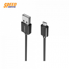 ORICO ADC 10 BLACK CABLE Interface Micro USB Output 5V3.0A (Max)Function Charge & SyncLengths 1MCompatible DevicesSmartphones or Tablets with Micro USB, such as Samsung, HTC, Sony, etc.