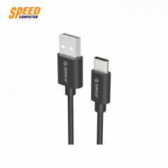 ORICO ECU 10 BK CABLE USB C / USB A 1M