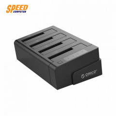 "ORICO-6648US3-CBK DOCKING 4 Bay ( USB 3.0 )All 2.5"" or 3.5"" SATA HDD compatible SATAI/II/III HDD CompatibleUSB 3.0 (5GBps),(3Gbps)Support 6TB HDD * 4 ( Total 24 TB)"