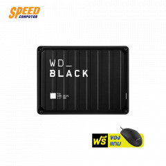 WESTERN HARDDISK EXTERNAL 2.5 WDBA3A0040BBK-WESN 4TB BLACK 3.0 WD_Black P10 Game Drive 3 YEAR