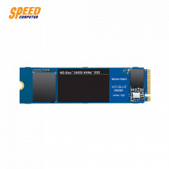 WD SSD BLUE SN550 500GB M.2 NVMeTM Read 1700MB/S, Write 1400MB/S, 5YEAR