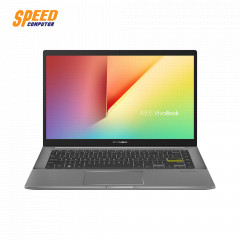 ASUS D433IA-EB034TS NOTEBOOK R5-4500U/DDR4 8G[ON BD.]/512G PCIE G3X2 SSD/AMD Radeon/ Vega 8 Graphics/Win10/Backlit KB/FHD IPS/Wi-Fi 6/BACKPACK/Office H&S/INDIE Black