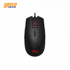 AOC GAMING MOUSE GM500 5000DPI RGB LIGHTING