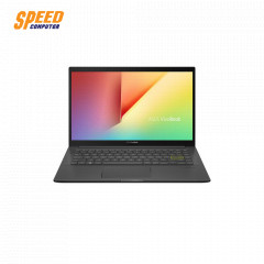 ASUS D413IA-EB303TS NOTEBOOK R7-4700U/DDR4 8G[ON BD.]/512G PCIE G3X2 SSD/AMD Radeon? Vega 10 Graphics/Backlit KB/Win10/FHD IPS/BACKPACK/Office H&S/INDIE BLACK