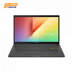ASUS D413IA-EB249TS NOTEBOOK R5-4500U/DDR4 8G[ON BD.]/512G PCIE G3X2 SSD/AMD Radeon? Vega 8 Graphics/Backlit KB/Win10/FHD IPS/BACKPACK/Office H&S/INDIE BLACK