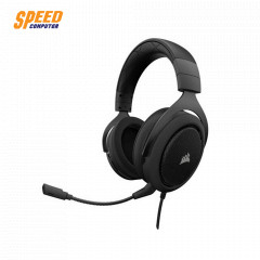 CORSAIR GAMING HEADSET HS60 7.1 SURROUND JACK 3.5MM.& USB CABON