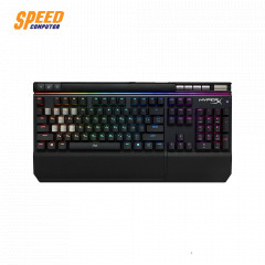 HYPERX GAMING KEYBOARD ALLOY ELITE RGB MECHANICAL MX BROWN-NA KEY