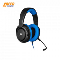 CORSAIR GAMING HEADSET HS35 STEREO BLUE 3.5MM