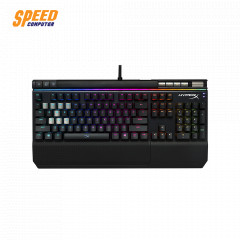 HYPERX GAMING KEYBOARD ALLOY ELITE RGB CHERRY MX RED SW US