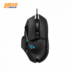 LOGITECH GAMING MOUSE G502 HERO 16,000 DPI LIGHTSYNC RGB