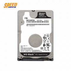 WD HDD BLACK 1TB 7200RPM SATA 6.0 Gb/s 2.5