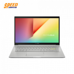 ASUS S413FQ-EB046TS NOTEBOOK I5-10210U/DDR4 8G[ON BD.]/512G PCIE G3X2 SSD/MX350 2GB/14 FHD WV,250NITS,NTSC:45%-NB/WIFI6(GIG+)(11AX)2*2/Win10/Backlight KB/BACKPACK/Office H&S/TRANSPARENT SILVER
