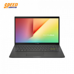 ASUS S413FQ-EB045TS NOTEBOOK I5-10210U/DDR4 8G[ON BD.]/512G PCIE G3X2 SSD/MX350 2GB/14 FHD WV,250NITS,NTSC:45%-NB/WIFI6(GIG+)(11AX)2*2/Win10/Backlight KB/BACKPACK/Office H&S/INDIE BLACK