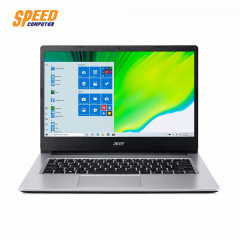 ACER A314-22-R6F4 NOTEBOOK RYZEN3 3250U/RAM 4GB/SSD 512GB/AMD HD GRAPHICS/14.0 FHD/WINDOWS10/SILVER