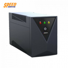 ABLEREX-650LS 650va/360w with LED display, with USB, 4 backup outlet carry-in swap 3 year / battery 3 year