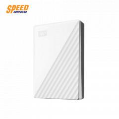 WESTERN HARDDISK EXTERNAL WDBPKJ0040BWT WESN 4TB WHITE 2.5 USB3.2 GEN 1 MY PASSSPORT 3YEAR
