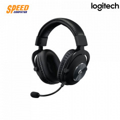 LOGITECH GAMING HEADSET G PRO X WITH BLUE VOICE - BLACK