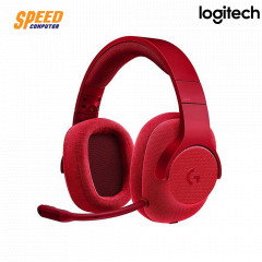 LOGITECH GAMING HEADSET G433 7.1 SURROUND JACK 3.5MM.& USB RED
