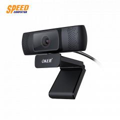 OKER A521 WEBCAM FULL HD 30FPS MICROPHONE