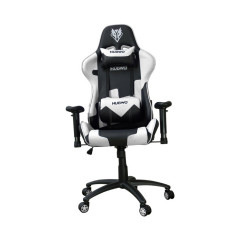 NUBWO GAMING CHAIR NBCH 011 BLACK-WHITE 1Y
