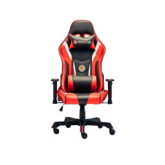 NEOLUTION E-SPORT GAMING CHAIR RED LED ORACLE BLACK RED 1Y