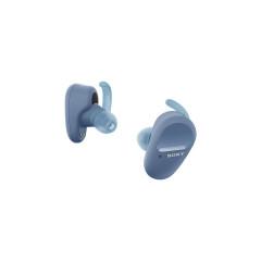 SONY SPORT TRUE WIRELESS NC EXTRA BASS WF-SP800N - BLUE
