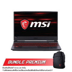 MSI ALPHA 15 A3DD-259TH NOTEBOOK Ryzen 7 3750H/RAM 16GB (8*2)/512 GB NVMe/RX5500M, GDDR6 4GB/15.6 FHD (1920*1080), IPS-Level 120Hz Thin Bezel/WINDOWS 10/1 Yr Warranty