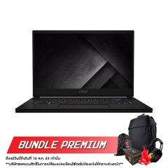 MSI GS66 STEALTH 10SFS-454TH i9-10980HK+HM470/DDR IV 32GB (16GB*2 3200MHz)/1TB NVMe PCIe Gen3x4 SSD/RTX2070 SUPER Max-Q, GDDR6 8GB/15.6 FHD (1920*1080)300Hz/Stealth Trooper Backpack/Win10/WIFI6