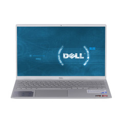DELL W566155104THW10-5505-SL NOTEBOOK RYZEN 7 4700U/RAM 8GB/HDD 512GB SSD/AMD RADEON GRAPHICS/15.6 FHD/WINDOWS 10 HOME/Microsoft Office Home and Student 2019/SILVER