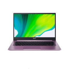 ACER SF314-42-R18J NOTEBOOK RYZEN 5 4500U/RAM 8 GB/AMD RADEON GRAPHICS (INTEGRATED)/512 GB SSD/14.0 FHD IPS/WINDOWS 10 HOME/OFFICE HOME & STUDENT 2019/PURPLE/backpack