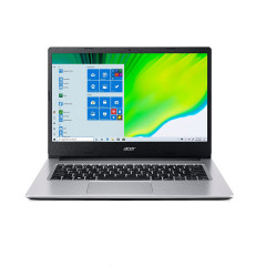 ACER A314-22-R6F4 NOTEBOOK RYZEN3 3250U/RAM 4GB/SSD 512GB/AMD HD GRAPHICS/14.0 FHD/WINDOWS10/SILVER/backpack