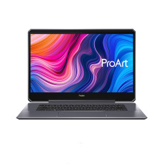 ASUS W590G6T-HI004R NOTEBOOK i9-9980HK/DDR4 64G[ON BD.]/1TB PCIEG3/RTX 6000/15.6 UHD ,ADOBE:100%-NB/Backlit KB/12CELL/WIN10 PRO 64BIT/STAR GREY