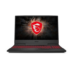 MSI GL65-9SC-059TH NOTEBOOK I7-9750H/RAM 16GB (8*2)DDR4/512 GB SSD PCIE M.2/15.6 INCH FHD IPS/ GEFORCE GTX 1650 MAX-Q 4GB/WINDOWS10/BLACK