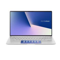 ASUS UX434FAC-A6116T NOTEBOOK i5-10210U/RAM 8GB(ON BOARD)/512 GB SSD PCIe/INTEL UHD/14 FHD/SCREENPAD 2.0/WINDOWS 10/ICICLE SILVER/BACKPACK