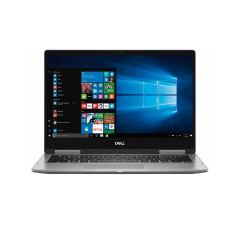DELL W567913002THW10-7370 NOTEBOOK i7-8550U/8 GB DDR4/256 GB SSD PCIe M.2/INTEL UHD 620/13.3 FHD IPS/WIN 10 HOME/SILVER /backpack