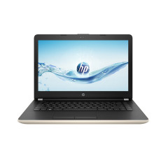 HP 14-BS053TX NOTEBOOK/i7-7500U/0/4GB/1TB/520  2GB/(2DN37PA#AKL)GOLD