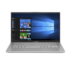 ASUS X412FJ-EK215T VIVOBOOK 14 NOTEBOOK I3-8145U/RAM 4GB ON BOARD/HDD 1TB+128GB SSD/MX230 2 GB/14.0 FHD/WINDOWS10/SILVER/BACKPACK