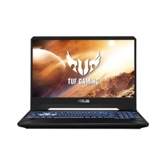 ASUS FX505DT-HN458T NOTEBOOK AMD Ryzen 7 3750H/8 GB DDR4/512 GB SSD PCIe M.2/NVIDIA GeForce GTX 1650 4 GB/RGB KB/15.6 FHD 144 Hz/WIN10/Metal/BLACK PLASTIC