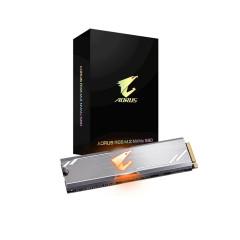 AORUS HARDDISK SSD 256 M.2 NVME RGB