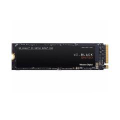 WD HARDDISK SSD BLACK SN750 1TB M.2 PCIE GEN3 READ3470/WRITE3470 5Y