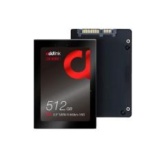 ADDLINK SSD S20 512GB SATA III 6GB/S 2.5 3Y